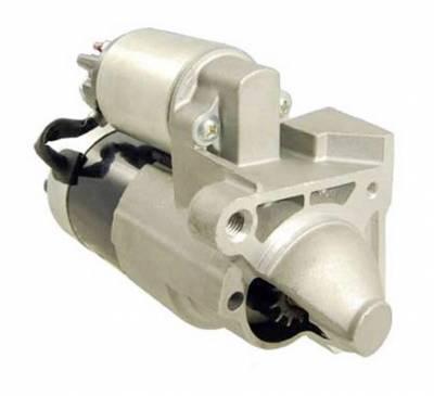 Rareelectrical - New Starter Motor Fits European Model Nissan Micra 1.5L Turbo Diesel K12 M0t91581