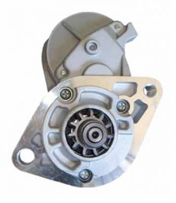 Rareelectrical - New Starter Motor Fits European Model Toyota Landcruiser 3.0L Diesel 28100-30070