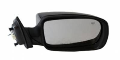 TYC - New Right Passenger Door Mirror Fits 2011-14 Chrysler 200 Convertible 68088122Aa