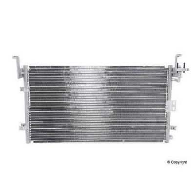 Rareelectrical - New Ac Condenser Fits 2004 Hyundai Sonata 2004 Pfc Block Fitting 9760638003 P40340 203257U 10433