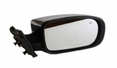 TYC - New Right Passenger Door Mirror Fits 2011-14 Chrysler 200 Sedan Replaces 68081540Ad