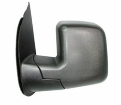 TYC - New Lh Door Mirror Fits Ford 03-04 Econoline Super Duty Dual Glass Manual Remote Fo1320253 955-495