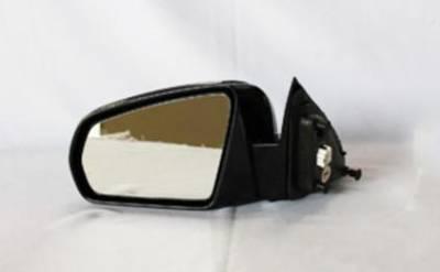 TYC - New Lh Door Mirror Fits Chrysler 07-08 Sebring Power W/Heat Ch1320270 Ch33el Ch1320270 1Al011xrac