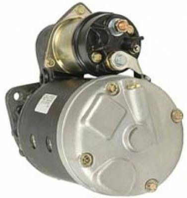 Rareelectrical - New Starter Motor Fits White Tractor 2-110 2-88 Perkins 323835 323868 1990326 1990318 - Image 2