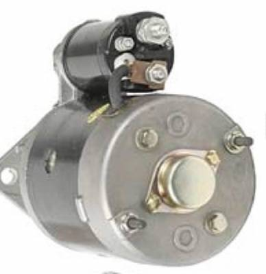 Rareelectrical - New Clockwise Starter Motor Fits Caterpillar Lift Truck T165 T180c T200c T250c - Image 2