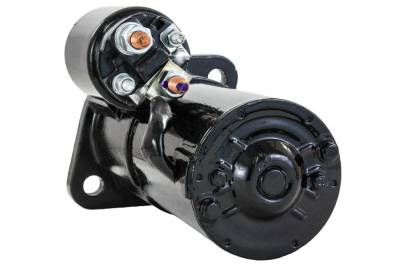 New Starter Motor Replaces Mercruiser Marine Inboard 454 Mag Mpi