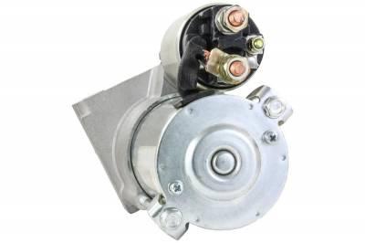 Rareelectrical - New Starter Motor Fits  2003-2005 Buick Allure Lacrosse Park Avenue  3.8 231 V6 19136233 89017452 - Image 2