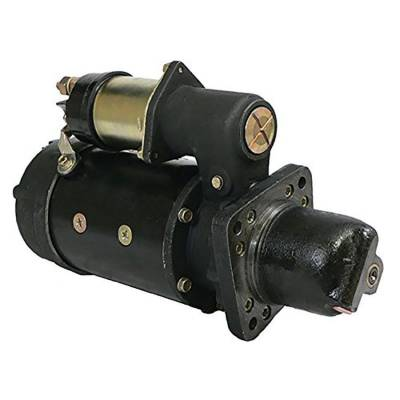 Rareelectrical - New 10T Starter Fits Case Excavator 1085B 1086B 880D 1985-1990 1993955 Sr10049x - Image 1