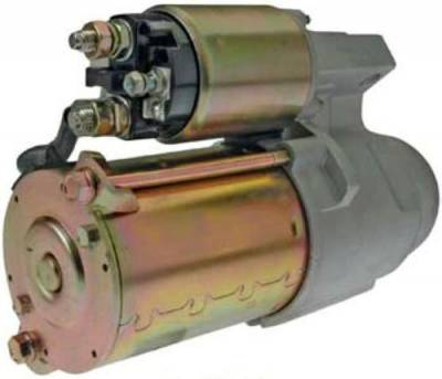 Rareelectrical - New Starter Motor Fits Oldsmobile 98 Delta Intrigue Lss 3.8L (231) V6 1998 1999 - Image 2