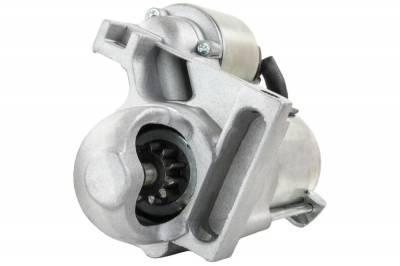 Rareelectrical - New Starter Motor Fits 04 05 Chevrolet Impala Monte Carlo 3.8 V6 19136233 89017452 89017452 12593763 - Image 1