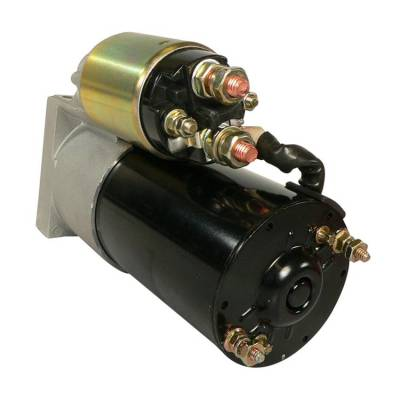 Rareelectrical - New 12T Starter Fits Mercruiser Hi-Performance Engines 508M8021116 50-8M8021116 - Image 2
