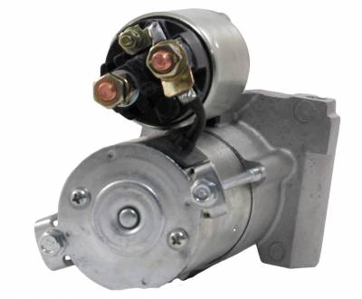 Rareelectrical - Starter Motor Fits 04 05 06 Chevrolet C K R V Truck 4.8 5.3 323-1483 336-2002 323-1623 323-1644 - Image 2