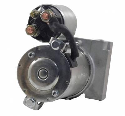 Rareelectrical - New Starter Motor Fits 99-04 Chevrolet C K R V Series Pickup V6 323-1399 3231399 336-1925 3361925 - Image 2
