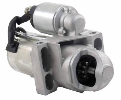 Rareelectrical - New Starter Motor Fits 99 00 01 02 Gmc Lt Truck Jimmy 4.3 V6 9000858 10465520 323-1434 3231434 - Image 1