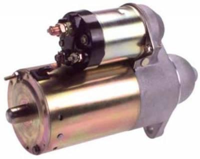 Rareelectrical - New Starter Motor Fits 90 91 Pontiac Grand Prix 2.3 138 L4 10465023 323-478 336-1902 10465031 - Image 2