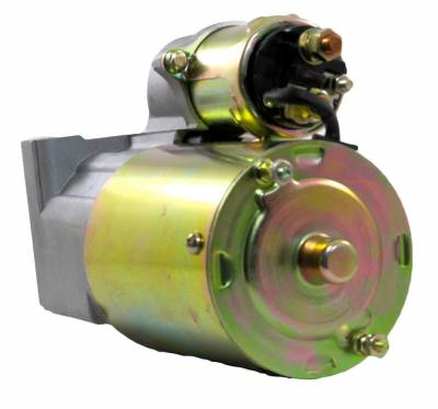 Rareelectrical - New Starter Motor Fits 91 Pontiac Tempest 3.1 189 V6 19133934 89016660 - Image 2