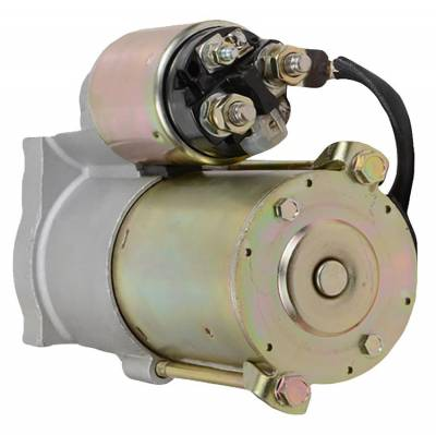 Rareelectrical - New 12V Starter Fits Gmc Envoy Xl Savana 1500 2500 2003 9000906 Sr8585x 10465463 - Image 2