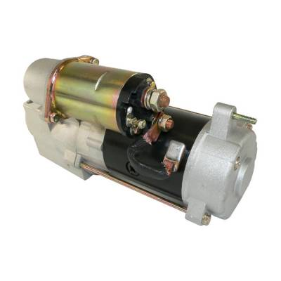 Rareelectrical - New 10T 12V Starter Fits Chevrolet C Series 1982-1986 1988-1994 10465053 Sr577x - Image 2
