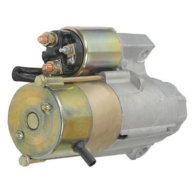 Rareelectrical - New 11 Tooth 12 Volt Starter Fits Oldsmobile Cutlass Supreme 3.4L 1996 10465066 - Image 2