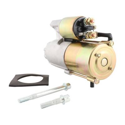 Rareelectrical - New 11 Tooth 12V Starter Fits Chevrolet Caprice 5.7L 1994-1995 Sr8542x 10465143 - Image 2