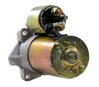 Rareelectrical - New Starter Motor Fits 96 97 98 99 00 01 02 Cadillac Deville 4.6 10465294 19136218 9000805 9000862 - Image 2