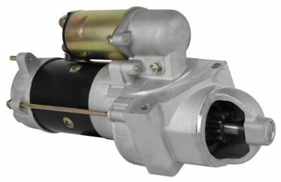 Rareelectrical - New 12V Starter Fits Chevrolet Gmc C/G/K/P/R/V Series Suburban Hd Trk B7 6.2L 6.5L 1989-2002 - Image 1