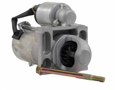 TYC - New Starter Motor Fits 03 Gmc Lt C K R V Pickup 4.8 5.3 9000854 323-1443 323-1475 10465463 12572715 - Image 1