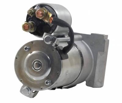 TYC - New Starter Motor Fits 03 Gmc Lt C K R V Pickup 4.8 5.3 9000854 323-1443 323-1475 10465463 12572715 - Image 2