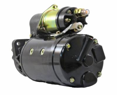 Rareelectrical - New 24V 10T Cw Dd Starter Motor Fits John Deere Engine 6414T 6466A 6466D 6466T Re43300 - Image 1