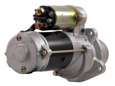 Rareelectrical - New 12V 10T Starter Motor Fits 92-99 Ford Hd Truck F900 F800 F700 F600 F3ht11001ac - Image 2