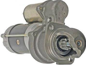 Rareelectrical - New Starter Motor Fits John Deere Engine 6076Afm 6329D 6414D T  0-001-368-059 1998519 - Image 1