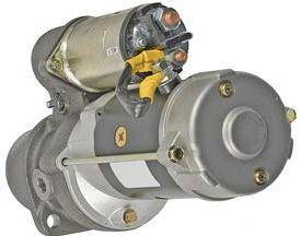 Rareelectrical - New Starter Motor Fits John Deere Engine 6076Afm 6329D 6414D T  0-001-368-059 1998519 - Image 2
