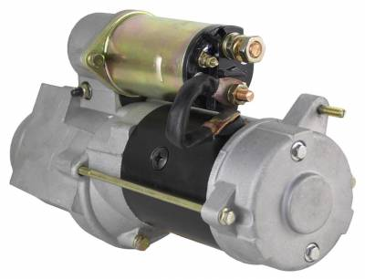 Rareelectrical - New Starter Fits Chevrolet Blazer R V Series Pickups Suburban Gmc Jimmy 1989-1991 Chevrolet Gmc - Image 2