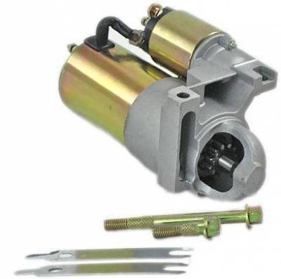 Rareelectrical - Starter Fits 78-87 Volvo Penta Marine Inboard Bb260a Bb260b 50-806965A4 988217 3856003-3 - Image 1