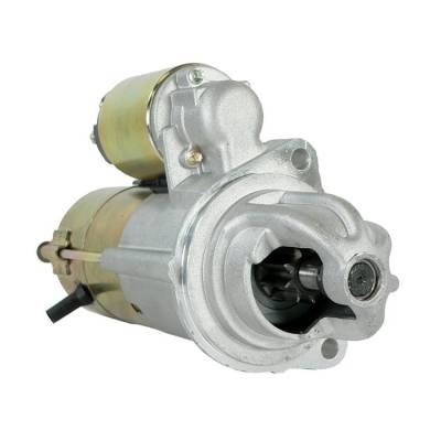 Rareelectrical - New 12 Volt 9 Tooth Starter Fits Cadillac Allante 4.6L 1993 Sr8543x 323481 9000775 10465144 323-481 - Image 1
