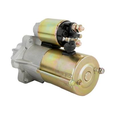 Rareelectrical - New 12 Volt 9 Tooth Starter Fits Cadillac Allante 4.6L 1993 Sr8543x 323481 9000775 10465144 323-481 - Image 2