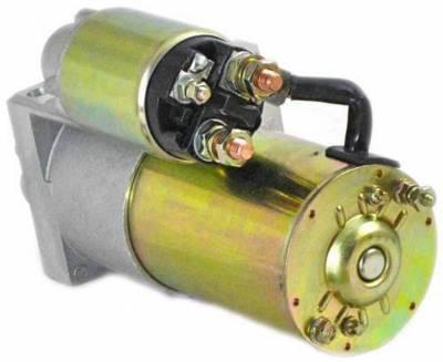 Rareelectrical - New Starter Motor Fits 94-98 Chevrolet G Series Van 5.7L 7.4L 9000786 9000860 9000899 12564108 - Image 2