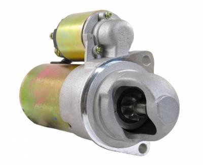 Rareelectrical - New Starter Fits Pontiac Bonneville 4.6L V8 2004-2005 9000896 12574832 10465558 12572141 19136223 - Image 1