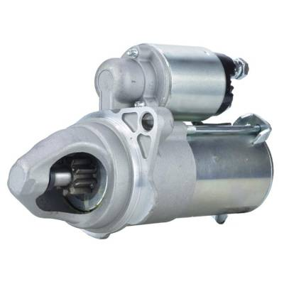 Rareelectrical - New 9 Tooth 12 Volt Starter Fits Opel Europe Astra G Convertible 2001-05 9000835 - Image 1