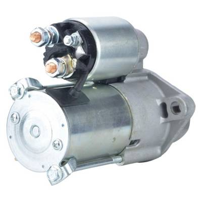 Rareelectrical - New 9 Tooth 12 Volt Starter Fits Opel Europe Astra G Convertible 2001-05 9000835 - Image 2