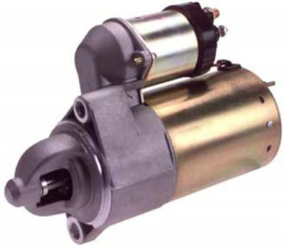 Rareelectrical - New Starter Motor Fits 90 91 Pontiac Grand Prix 2.3 138 L4 10465023 323-478 336-1902 10465031 - Image 1