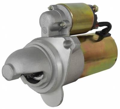 Rareelectrical - New Starter Motor Fits 06 Hummer H3 3.5L 9000980 10465582 9000926 323-1482 323-1621 12588785 - Image 1
