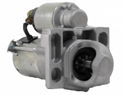 Rareelectrical - New Starter Motor Fits Chevrolet Trailblazer Avalanche C K R V Series Pickup - Image 1