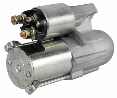 Rareelectrical - New Starter Motor Fits 97 98 99 Pontiac Trans Sport 3.4L 323-1062 10465384 9000847 12563881 - Image 2