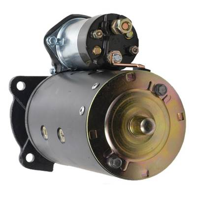 Rareelectrical - New 12V Starter Fits Allis Chalmers Lift Truck 700 72-79 800 72-74 508-544-M91 - Image 2