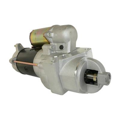 Rareelectrical - New 10T 12V Starter Fits Gmc C Series 1982-1994 1113295 1113266 10465013 Sr615x - Image 1