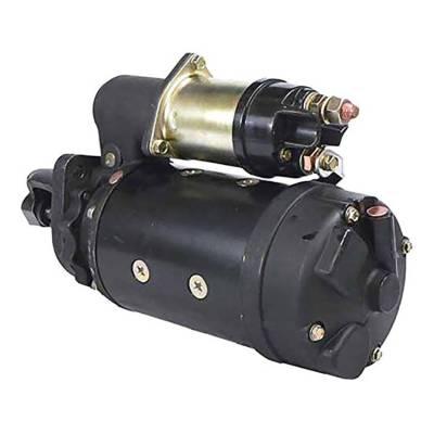Rareelectrical - New 10T Starter Fits Case Excavator 1085B 1086B 880D 1985-1990 1993955 Sr10049x - Image 2