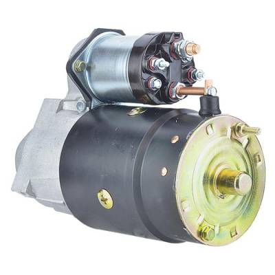 Rareelectrical - New 12V 9T Starter Fits Crusader Boat 262 305 350 454 1979-1988 185905 10455603 - Image 2