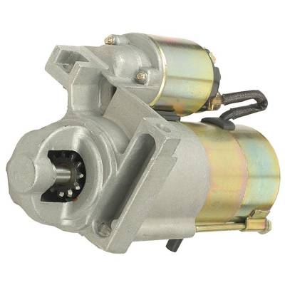 Rareelectrical - New 11 Tooth 12 Volt Starter Fits Oldsmobile Cutlass Supreme 3.4L 1996 10465066 - Image 1