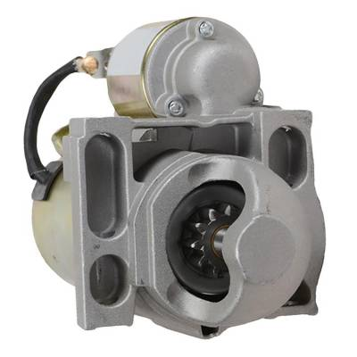 Rareelectrical - New 11 Tooth 12 Volt Starter Fits Cadillac Escalade 5.3L 2002 9000842 8104655610 - Image 1